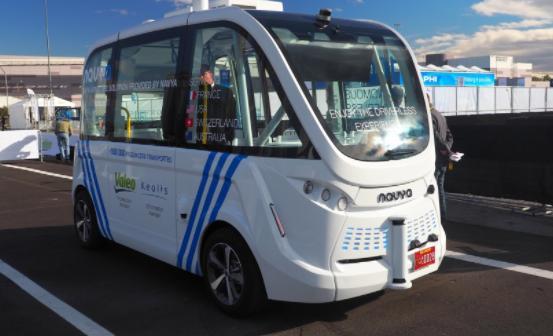 法雷奥和Navya加强技术和产业合作?法雷奥和Navya在自动驾驶方面合作