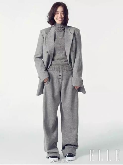 2021年登上韩国时尚服装杂志封面最多的女明星原来是她!