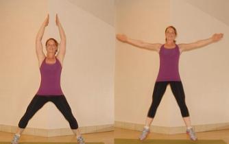 坚持每天做20分钟的开合跳训练能够给你带来哪些好处?哪些人不适合做开合跳训练?
