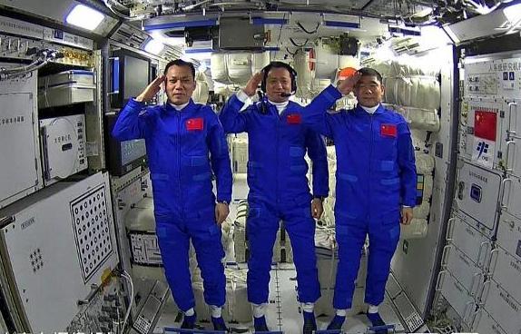 快讯!神舟十二号航天员首次天地通话 神舟十二号航天员首次天地通话都说了什么?