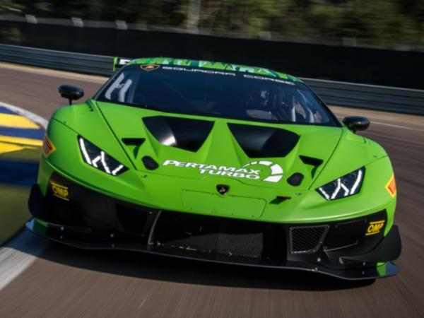 2021Esperienza赛道体验日回顾 兰博基尼三款车型赛道体验