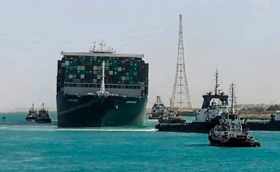 最新消息埃及与长赐号船东达成和解 苏伊士运河事故后续埃及与长赐号船东达成和解