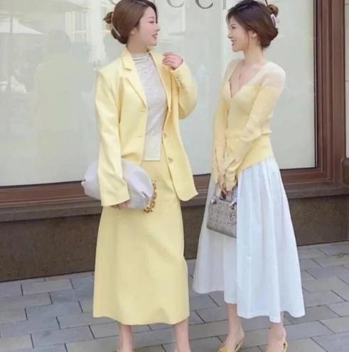 2021夏天流行的5种颜色你知道吗?这个夏天穿衣照着这5种颜色搭绝对美丽