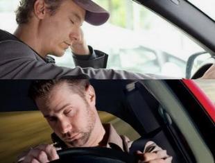 司机一眯眼竟造成严重交通事故!疲劳驾驶到底有多危险?
