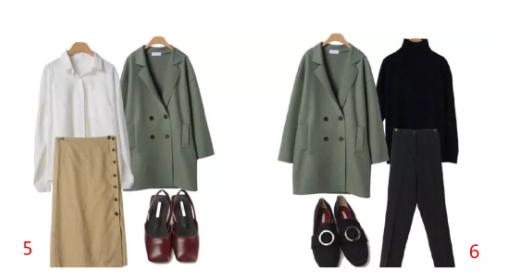 橄榄绿是什么颜色?从容大气的橄榄绿大衣外套8种不同搭配最新参考示范