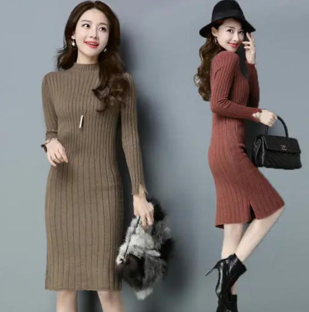 冬季高档连衣裙有哪些?适合冬季穿的高档连衣裙高个子女生穿最好看!