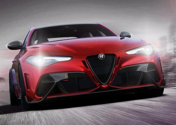 阿尔法·罗密欧GTA国内实车曝光 阿尔法·罗密欧GTA性能或高于M3、c63?