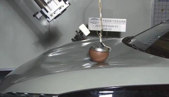 国内首套车辆行人保护测试系统解析 车辆行人保护测试系统的存在有什么重要意义?