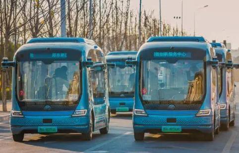 自动驾驶网约车将落地郑州打造一键回家、一键出差等智能模式