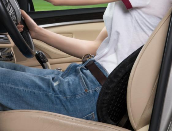 【汽车腰靠】汽车腰靠垫什么型的比较好?怎么放置?