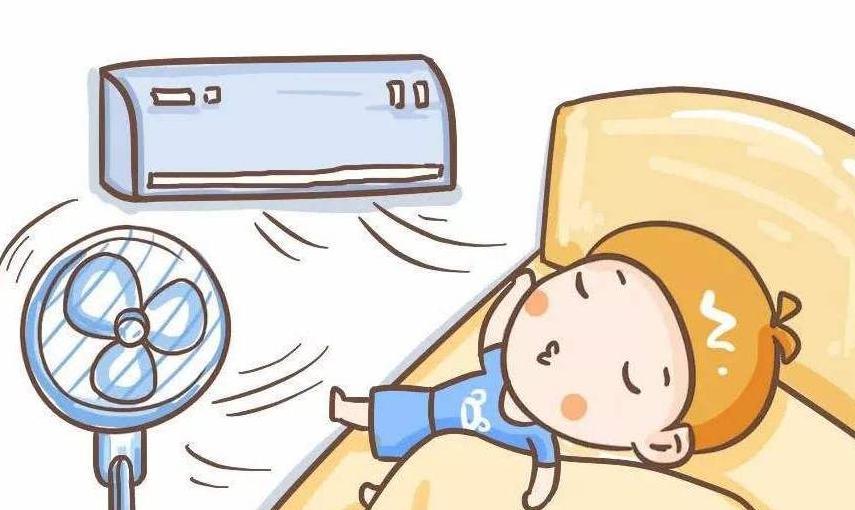 热感冒嗓子疼吹空调可以吗?得了热感冒可以吹空调洗澡吗?