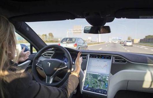 """麻省理工进行""""司机使用自动驾驶功能真实情况""""调研"""