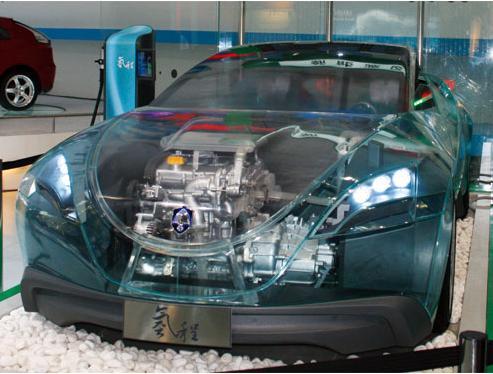 如何实现氢内燃机的最低氮氧化物排放 关于氢内燃机的一些思考