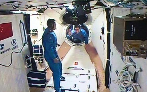 航天员出舱七个小时怎么喝水 创造历史!中国航天员出舱7小时