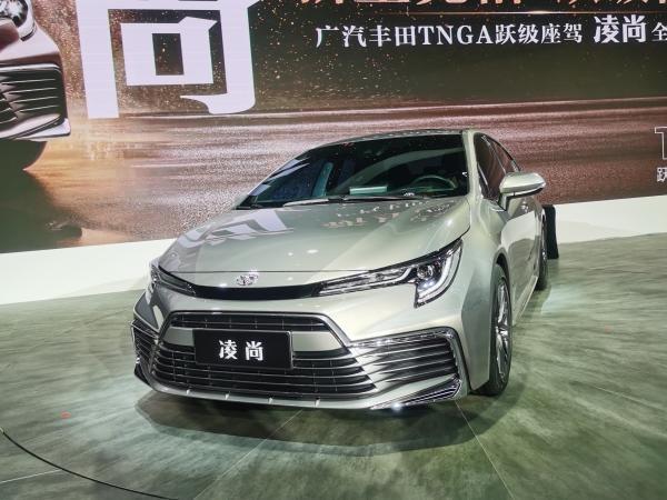 广汽丰田全新轿车凌尚怎么样? 丰田学大众搞特供的车凌尚到底行不行?