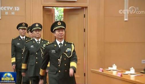 四位将军同时晋升上将 四位将军同时晋升上将这四位将军是谁?