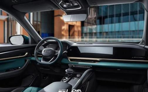 吉利星越L将于7月20日上市销售 吉利星越L近日将完成首批车主交付