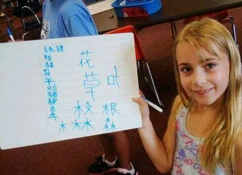 70多国将中文纳入国民教育体系 70多国将中文纳入教育体系国外约2亿人学习中文