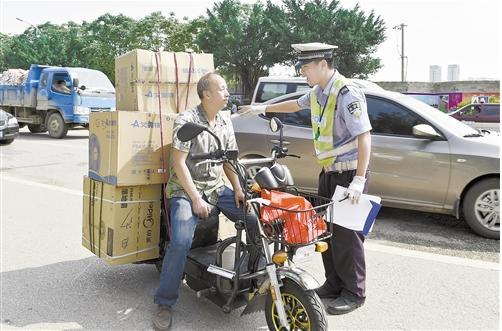 骑电动车违规也会扣c1驾照分数? 为什么骑电动车也会扣驾照分数?
