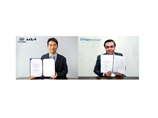 起亚、现代与Next Hydrogen合作 此次合作是为了开发碱性水电解系统