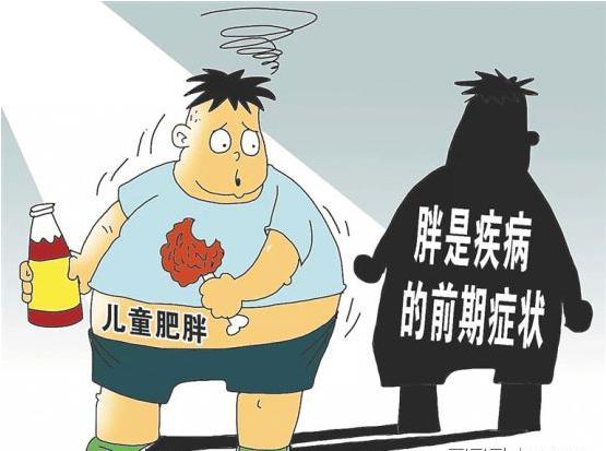 中国青少年近20%超重肥胖,夏季儿童青少年超重肥胖该如何控制?