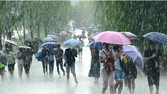 多地降雨量破历史极值 多地降雨量破历史极值暴雨接下来回去哪里?