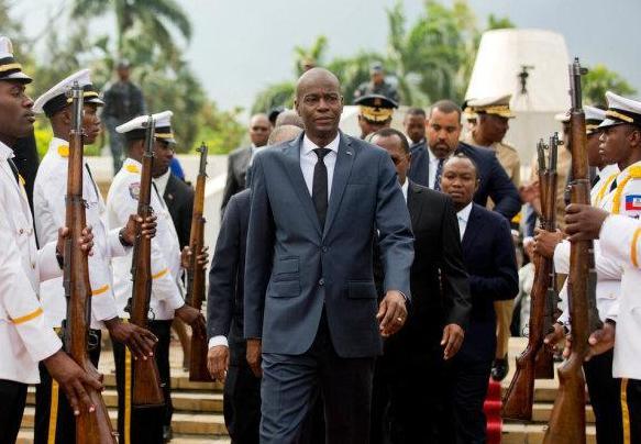 海地总统刺杀案核心嫌疑人被捕 海地总统刺杀案核心嫌疑人被捕详情