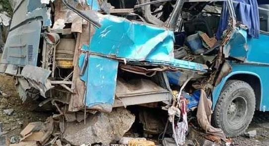 巴基斯坦公交爆炸中国公民9死28伤 巴基斯坦公交爆炸最新消息