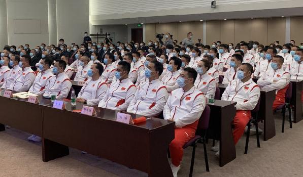 东京奥运会中国体育代表团名单来了 东京奥运会中国体育代表团名单详情