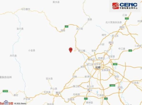 四川汶川县发生4.8级地震,地震预警信号出现后应该如何避险?