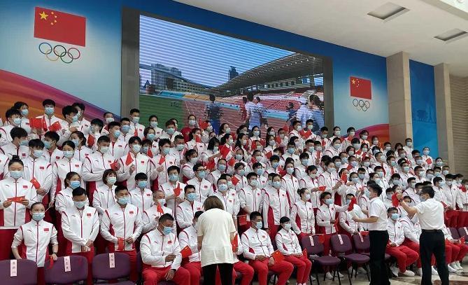 东京奥运会中国体育代表团名单来了,东京奥运会中国体育代表团有哪些人?