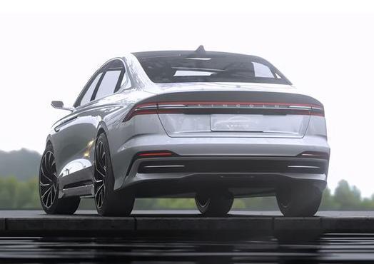 林肯全新中型轿车尺寸动力曝光 林肯全新中型轿车对标雷克萨斯es?
