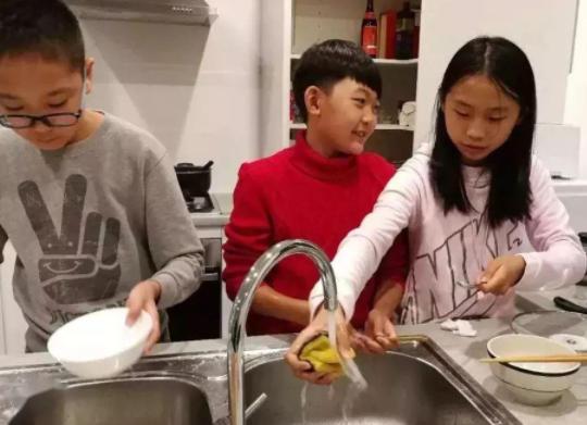 培养孩子做家务劳动的习惯更能使孩子充满活力 有多少家长在这样做?