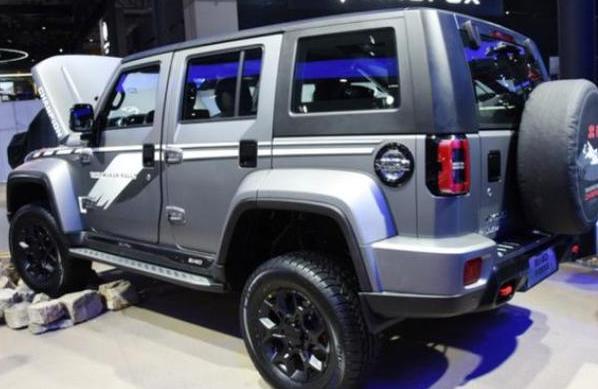 BJ40环塔冠军版重磅预售 BJ40环塔冠军版限量2021台