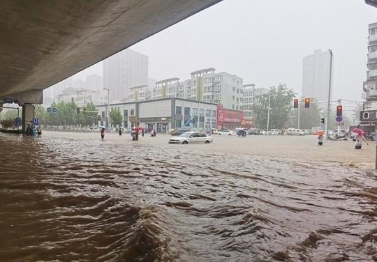 最新消息河南暴雨已致25死7失联 河南暴雨已致25死7失联