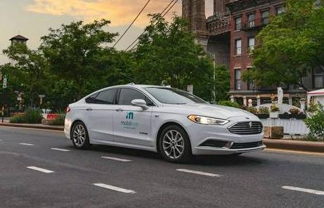 Mobileye在纽约测试自动驾驶汽车 该公司是英特尔旗下公司