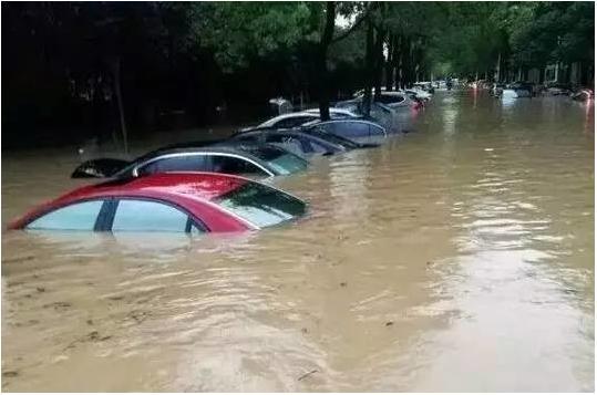 多家车企发起捐助提供救援服务 与河南车主同进退