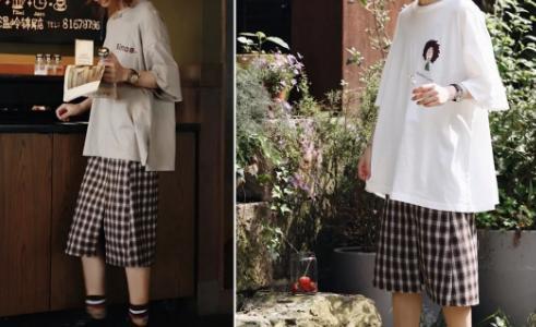 日系女装穿搭技巧  秋季日系女装穿搭 尽显知性与文艺!