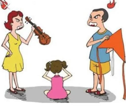 脾气不好的家长往往教不好孩子 家长如何控制情绪