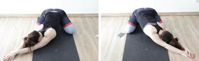 治愈腰疼的几个瑜伽动作  改善你腰疼的几个瑜伽动作