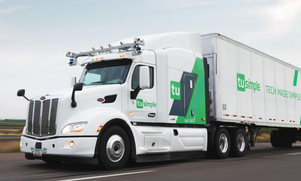 图森晋升成为整车制造公司 它能否为自动驾驶技术公司趟出一条新路