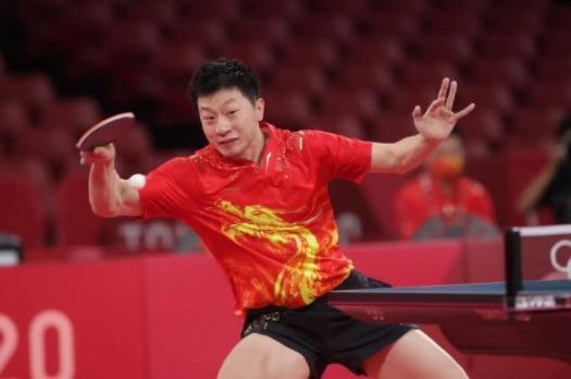 马龙7局鏖战险胜奥恰洛夫 中国提前锁定乒乓球男单女单金银牌
