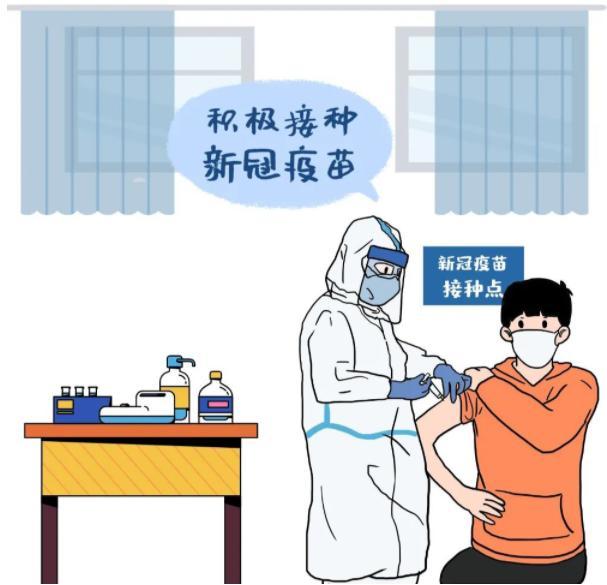 """新冠病毒""""突破感染""""是怎么回事?多戴几层口罩可以防御病毒传播吗?"""