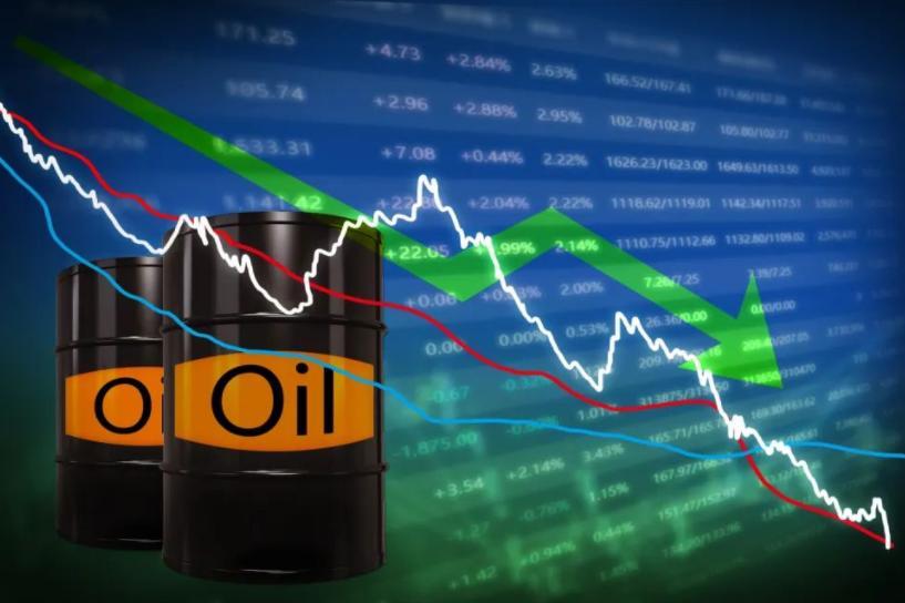 8.3原油C浪出现超跌反弹近尾声!原油最新趋势分析及操作建议!