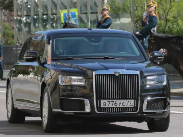 """俄罗斯汽车市场新闻 俄罗斯汽车工业的希望""""阿鲁斯"""""""