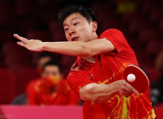 国乒男队晋级奥运决赛 马龙成大功臣樊振东慢热