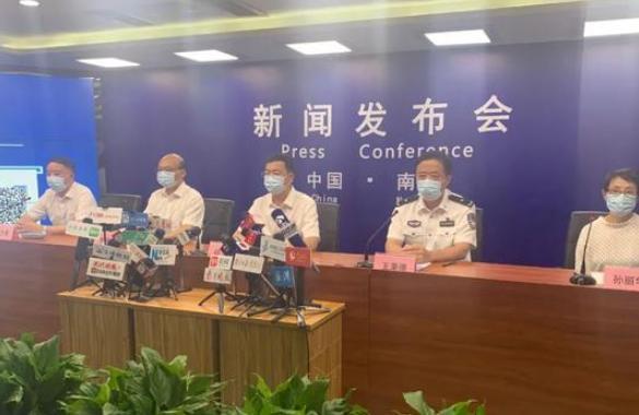 南京第四轮核酸检测发现7例确诊 一棋牌室聚众打麻将被处罚