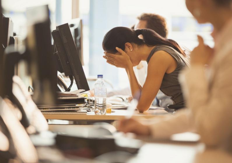 2021你有职场压力吗?面对职场压力女性应该怎么缓解?