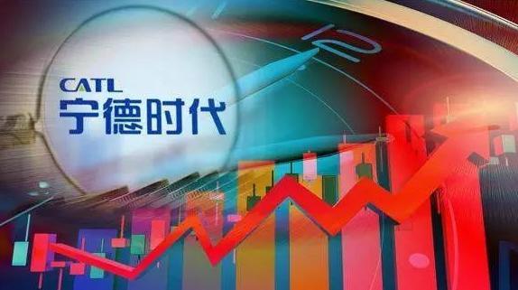 宁德时代股价大概率走低 PE高达237.35.宁德时代股价大概率只能向下