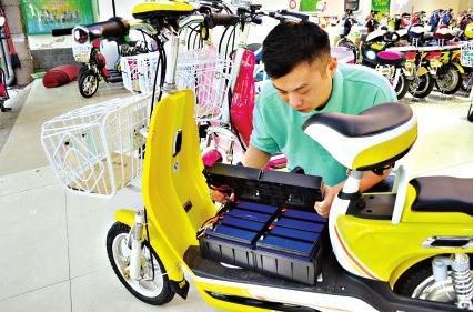电动车用的锂电池还是锂离子电池?电动车用什么电池安全?